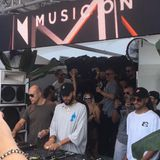 Marco Carola B2B The Martinez Brothers @ Music On After Party [El patio, Ibiza] 16.09.2017