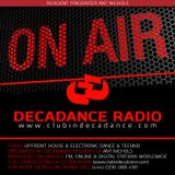 ANT NICHOLS - DECADANCE - 08 SEPTEMBER 2018 (Gaydio Only)