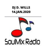 SoulMixRadio.14.JAN.2020.DJ D. Wills