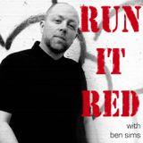 Ben Sims - Run It Red 026 (January 2017 / NTS Radio)