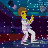 Dave's Disco Party (March 2018)
