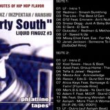 MR BURNZ & INZPEKTAH & HANSHU - Dirty South, Liquid Finguz Part 3 (PHT036) (2001)