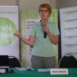 """Wykład i dyskusja """"Zrównoważona praca w post-wzrostowym społeczeństwie"""", Ciechocinek"""