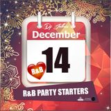 Jukess Advent Calendar - 14th December: R&B Party Starters