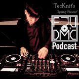 "FJUDMC Podcast  Vol.5 : TecKnit's ""Spring Present"""