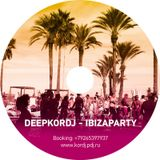 Deep Kordj - IbizaParty