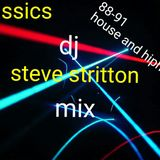 88-91 oldskool house and hip house Steve Stritton Mix classics