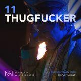 Thugfucker - Mayan Warrior - Burning Man 2018