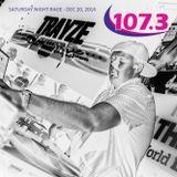 SAT DEC 20 MIX 2 - Trayze LIVE on DC's 107.3 FM - Saturday Night Rage - 12-20-2014