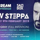 George Kafetzis Live from Groove.box presents Cream Nottingham Saltbox 9th Feb
