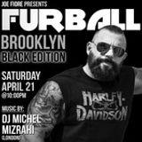Furball Brooklyn : Black Edition // Michel Mizrahi Preview Mix