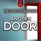 The Church Of Philadelphia - An Open Door