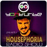 HousePhoria 001 01.06.14. mixed by Yony Uribe