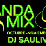 BANDA MIX OCTUBRE- NOVIEMBRE 2013-DJ.SAULIVAN