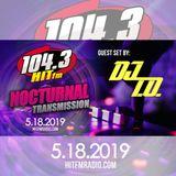 Nocturnal Transmission DJ T.O. 9.18.19