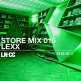 LN:CC Store Mix 016 - [Feb. 2013]