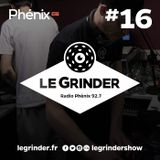 Le Grinder - EP16 - 4 mai 2016 - Part 1 : Mix par DJ Fresh D