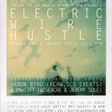 WISEACRE'S OPENING SET - theLIFT presents ELECTRIC WIRE HUSTLE @ ONE EYED GYPSY 3.26.12