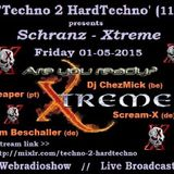 Scream-X - @ Techno 2 Hardtechno 2015-05-01 (Schranz - Xtreme)