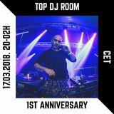 "CET @ Top DJ Room - ""1st Anniversary Special"""