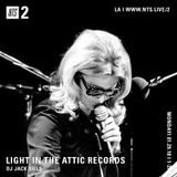 Light in the Attic - 29th January 2018