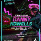 Danny Howells - Live @ Be House (Trelew, Argentina) - 13-Mar-2020