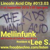 Al Mac b2b Lee S. - Lincoln Acid City #013.03