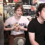 Radio interview with Dan from The Wombats by Oliver McElligott for BayFM
