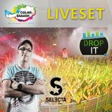 DJ Selecta Live at Color Baaash Klagenfurt (DropIT.FM)