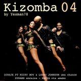 KIZOMBA 04 (Djodje, Ricky Boy, Loony Johnson, Dynamo, Neuza)