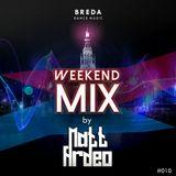 BDM Weekend Mix 010 by MATT ARDEO