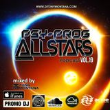 Psy-Prog Allstars podcast # 19 with Dj Tony Montana [MGPS 89,5 FM] 31.03.2018