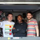 Joy Orbison, Jon Rust & James Massiah - 22nd May 2017