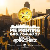 Pie Printing NYC - Vol.1