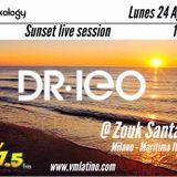 DR·leo MIXOLOGY LIVE SESSION AGOSTO 2015 - ITALIA 2015 ZOUKSANTANA