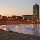 Sunset Lounge in Barcelona