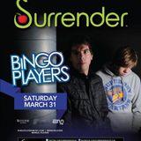 Bingo Players - Live @ Surrender Nightclub Las Vegas (USA) 2012.03.31.