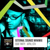 Airbound Radio Guest Mix : Rob Mullen (External Sounds)
