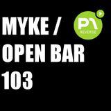 Open Bar 103