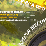 Spiritual Brothers - This is Africa 028 on Pure.FM (02-August-2014)