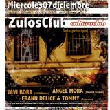 Frann Delice @ Cultura Club (07/12/2011)