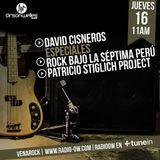Venarock Especial Rock Bajo la Séptima Perú y  Patricio Stiglich Project