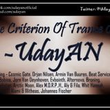 UdayAN Pres. The Criterion Of Trance 009