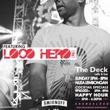 Sunday Sunset Sessions @ The Deck - Nusa Lembongan | DJ LOCO HERO 2017