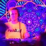 sunkid at Organix March 2019, live DJ recording Full On Psytrance
