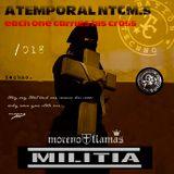 Recording Atemporal NTCM.s cruz by moreno_flamas