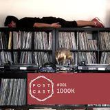Postcast 001_Milkast 001_by mkmilk a.k.a 1000k
