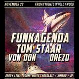 Funkagenda - Live @ Avalon Hollywood Los Angeles (USA) 2013.11.29.