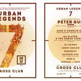 Biodan @ live at Urban Legends VII (Cross club - Otc 8, 2016)