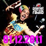 DJ JELLIN - planet black beats radio show - 01.12.2011